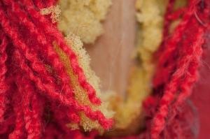 Shredded Red